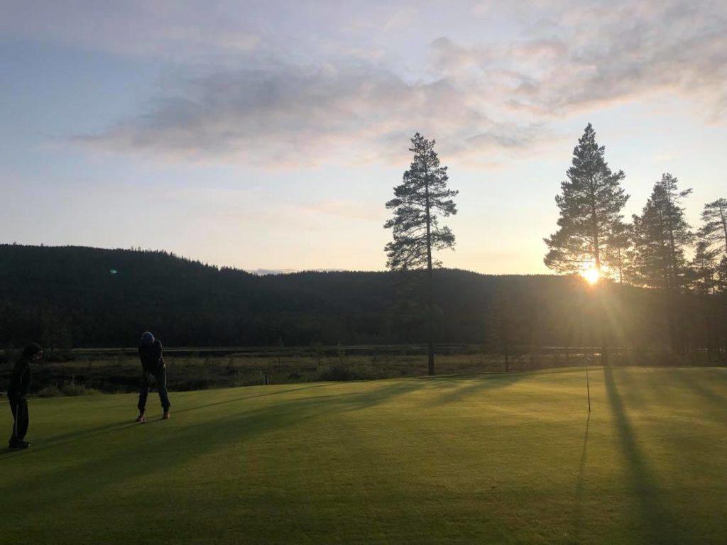 Klövsjö Vemdalen Golfklubb